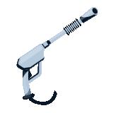 Pistolet - Poignée